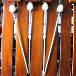 Marimba solo - 4 mallets