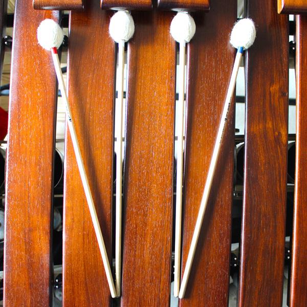 Marimba - 4 mallets