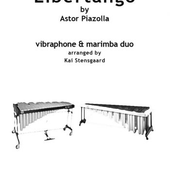 Music for marimba & more   by Kai Stensgaard